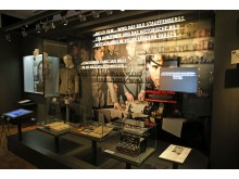 Ausstellungsraum Holocaust - Operation Wallküre