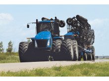 7. Platz New Holland T9.670