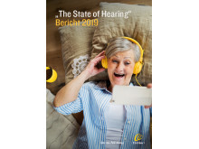 "Cover ""The State of Hearing - Bericht 2019"""