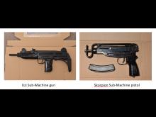 BOR3597 - 21 Firearms