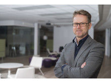 Karl Fredrik Lund, Leder for Telia Privat.