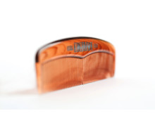 King Brown Pomade Hair Comb