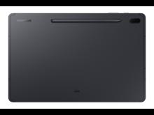Galaxy Tab S7 FE_Mystic Black_Back with S Pen