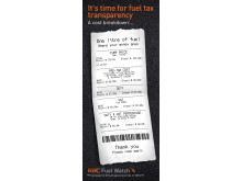 It's time for fuel tax transparency - how your fuel receipt should look