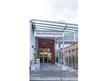 Invigning av akutmottagning vid Lasarettet i Enköping 24 november 2016