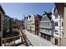 Sanierungspreis 18 - Lobende Erwähnung Flachdach - Der Krönungsweg in Frankfurt am Main