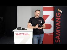 SAMYANG 3 Minutes - Still - Moderator Michell Trommler c Walser