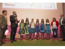 NaturVision 2014 - Platz3: Staatliche Realschule Arnstorf, Klasse 8f,