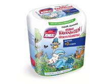 1005870_Herra Hakkaraisen_T+ñysksylitolipastilli 45g_Mustikka   D-vit