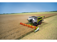 LEXION second generation