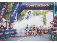 Der SportScheck RUN in Leipzig findet in diesem bereits Jahr zum 20. Mal statt.