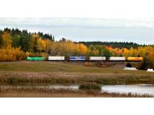 Tänk tonkilometer och se möjligheter Green Cargo
