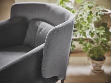 BINGSTA lænestol mørkegrå 899.-
