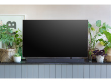 Living Room style with Sony ZF9 Soundbar 4a