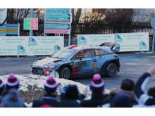 Hyundai i rundkjøring