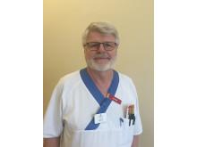 Per-David Kvidal, överläkare i kardiologi, Akademiska sjukhuset