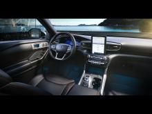 Ford Explorer ladbar hybrid 2020