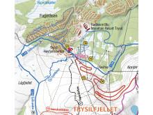 Utvider nord i Trysilfjellet