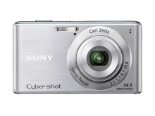 Cyber-shot DSC-W530 von Sony_Silber_01