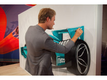 50 Jahre Hot Wheels - Nico Rosberg