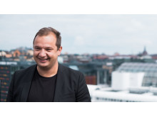 Daniel Daboczy, CEO and co-founder of FundedByMe