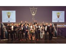Stolz wie Oskar: Die Besten der Besten im Metallhandwerk 2019