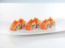 sushi med rogn