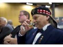 Whiskyprovning med Svenska Eldvatten