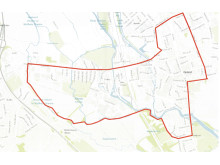 Map of CBO boundary