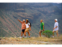 Gran Canaria er andet end brede badestrande. Vandring i bjergene bliver stadig mere populært.