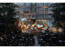 Sommer im Züblin-Haus 2018