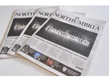 The Spring 2018 edition of Northumbria University News
