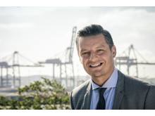 Elvir Dzanic, Gothenburg Port Authority chief executive.