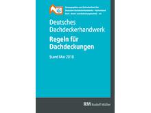 Deutsches Dachdeckerhandwerk - Regeln für Dachdeckungen (2D/tif)