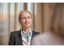 Lena Herrmann, direktör Strategi och Affärsutveckling, tf direkör IT