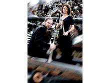 Malin Silbo-Ohlsson och Andreas Karlsson Walleng / NorrlandsOperans Symfoniorkester