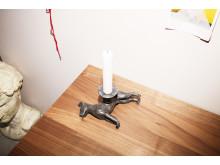 FÖREMÅL ljusstake hund av Per B Sundberg för IKEA