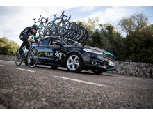 Ford og Team Sky indgår samarbejde - 2