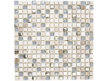 Mosaik Eventyr Tommelise Sølv 30x30, 1.148 kr. M2.