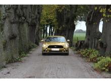Ford overrasker guldbryllupspar