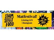 Sthlm Street Food i Kungsträdgråden 8/9