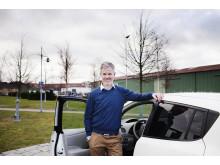 Fredrik Nordin blir vd för CLEVER Sverige