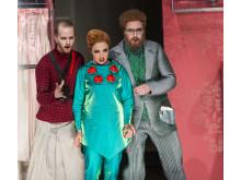 Figaros bröllop / Wiktor Sundqvist, Susanna Levonen & Lars Arvidson