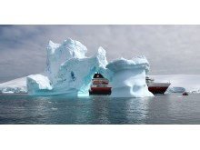 Antarctica, Water and Ice, MS Fram