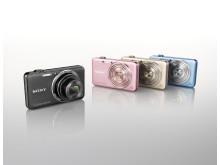 Cyber-shot DSC-WX50 von Sony_Gruppe 03