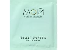 MOЙ Golden Hydrogel Face Mask