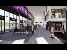 Redevelopment of Durham Bus Station