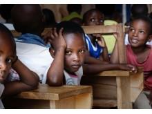 Solceller till skola i Uganda