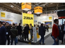 ZÜBLIN Timber Messestand Bau 2017