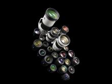 Sony A-mount lens